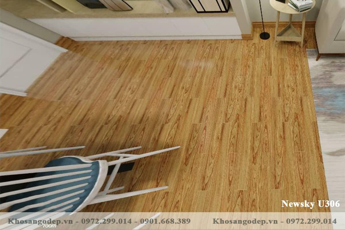 sàn gỗ Newsky 12mm U306