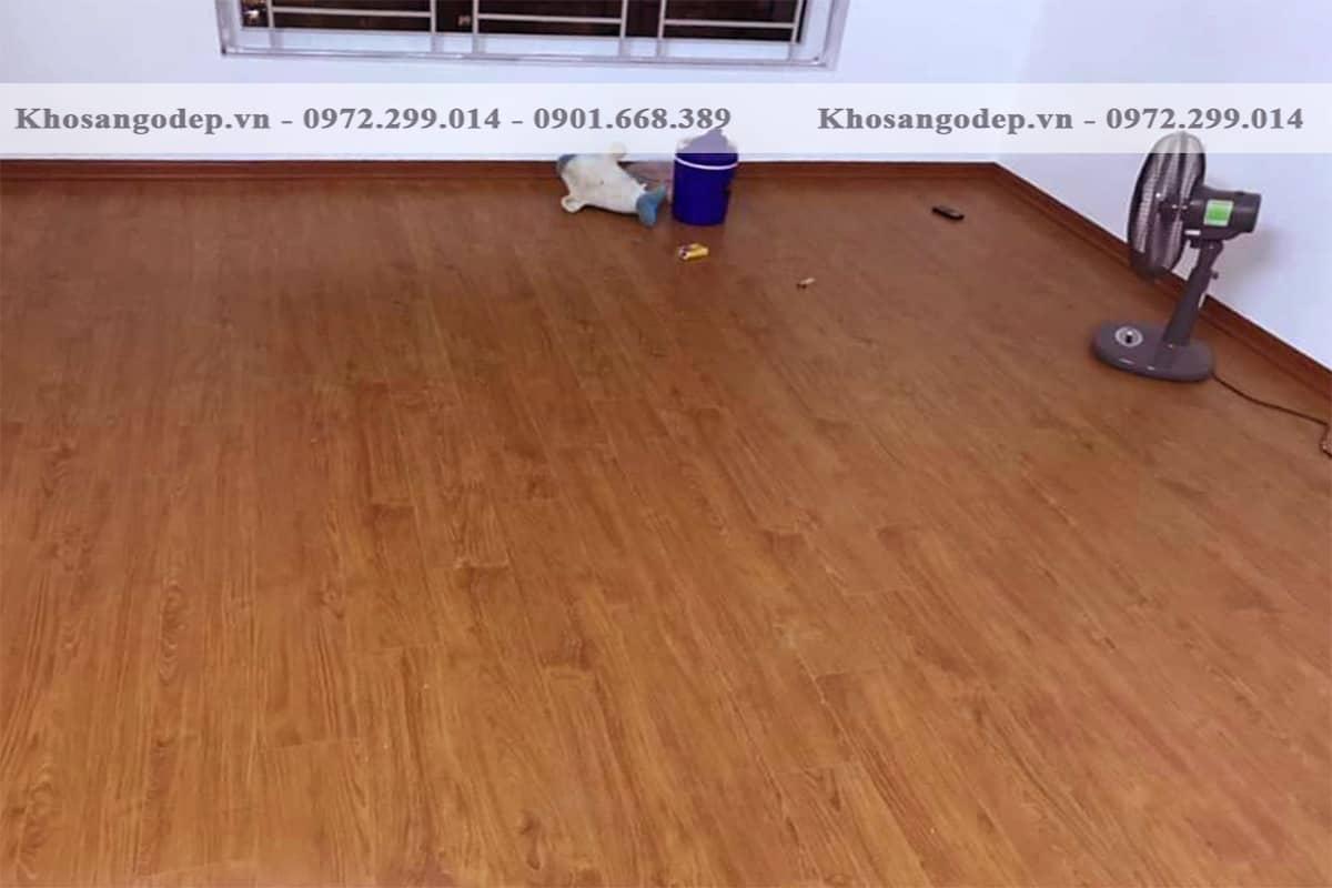 sàn gỗ Newsky G403 12mm