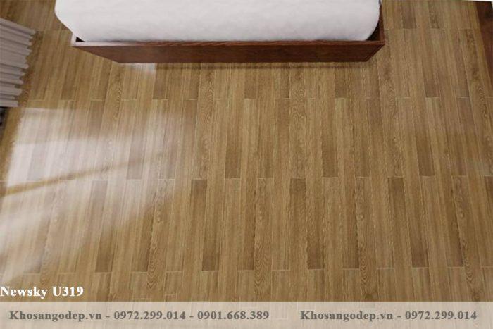sàn gỗ Newsky U319 12mm