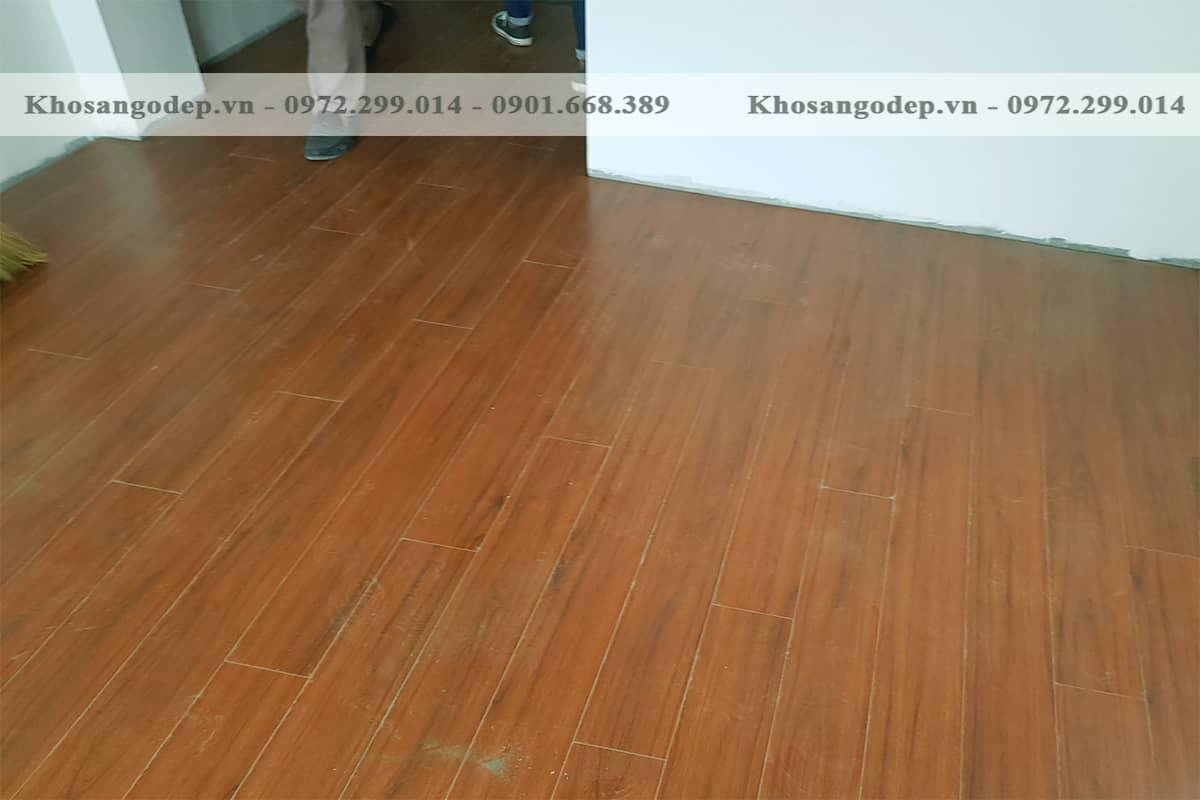 sàn gỗ Newsky U403