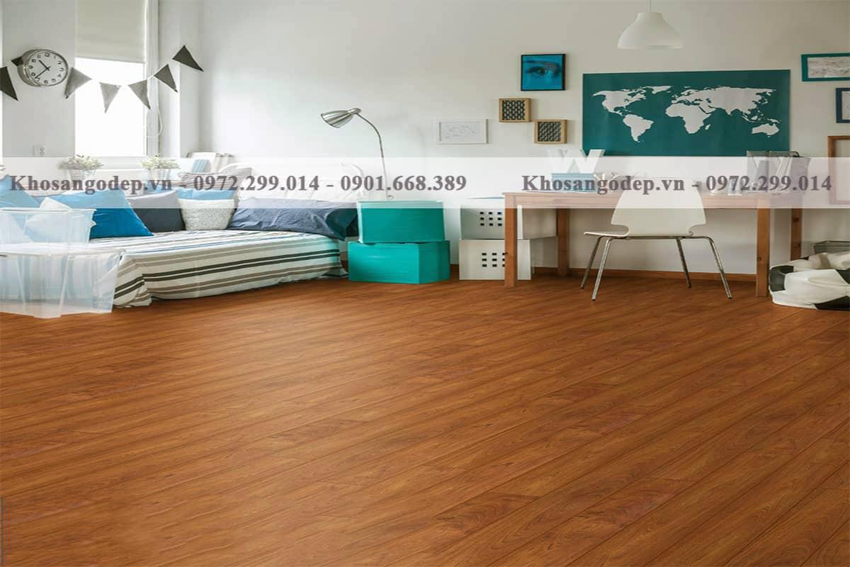 sàn gỗ Newsky cốt xanh U403