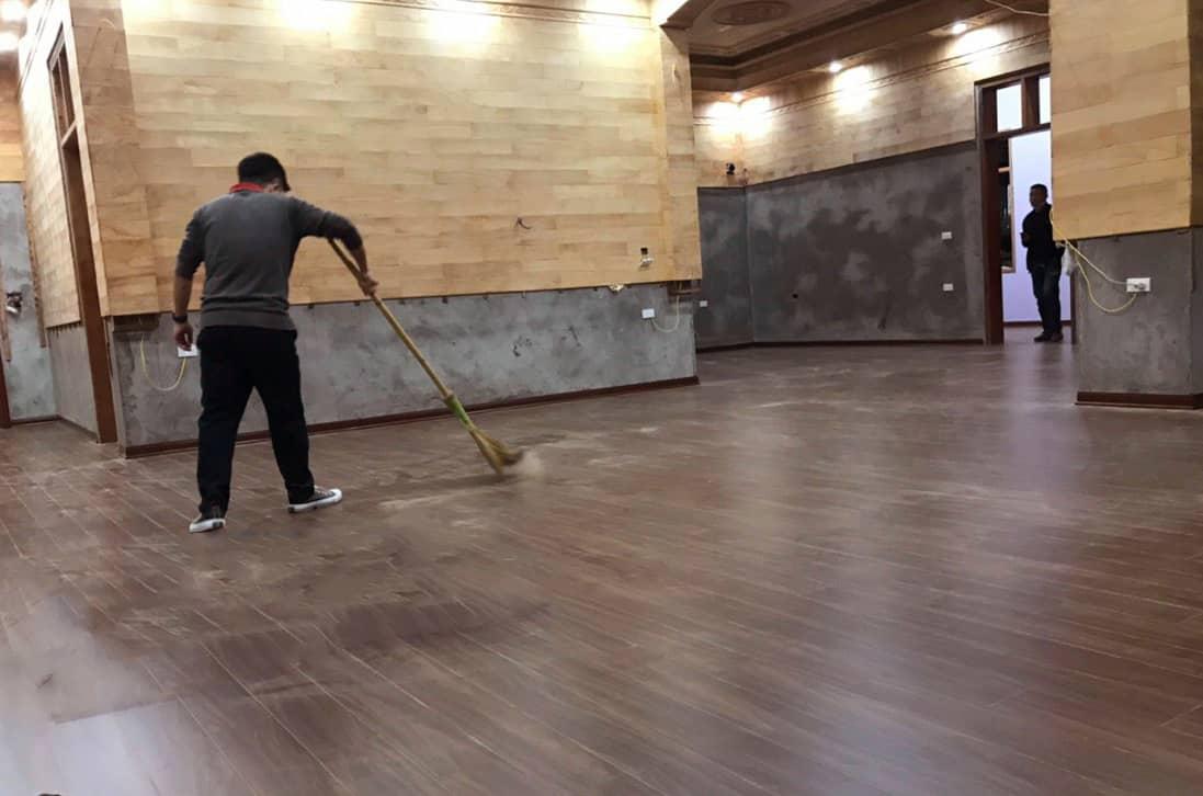 Sàn gỗ newsky giá rẻ