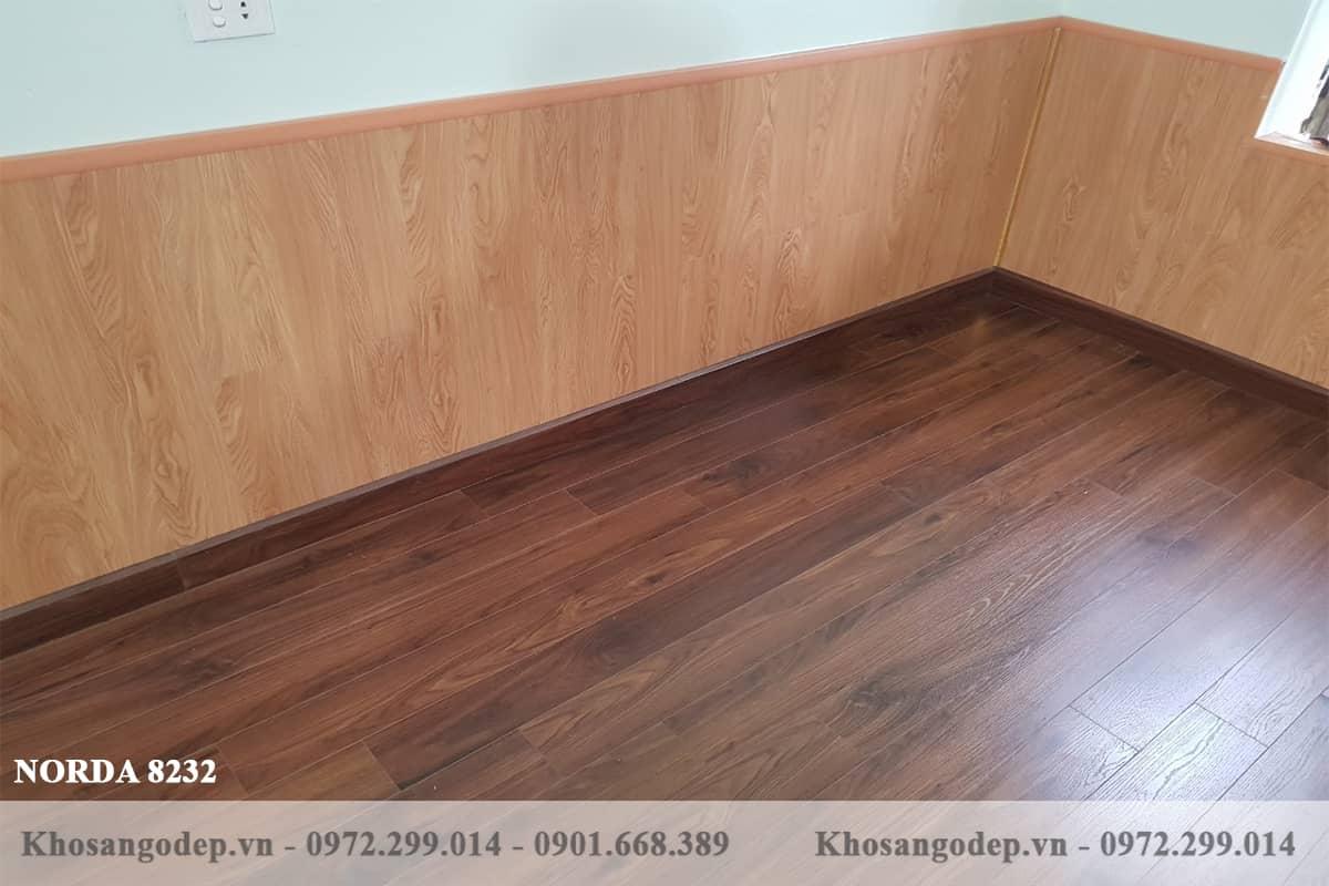 Sàn gỗ Norda 8232 12mm