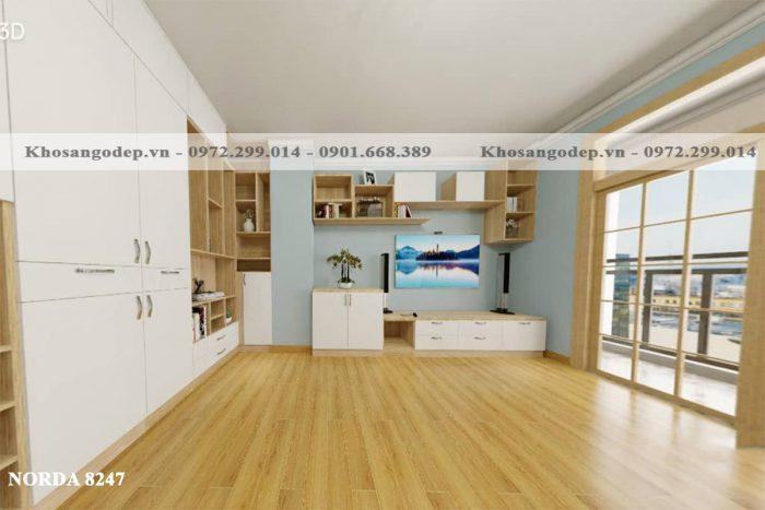 Sàn gỗ Norda 8247