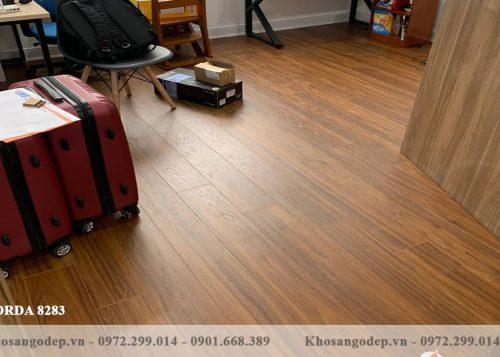 Sàn gỗ Norda 8283 12mm