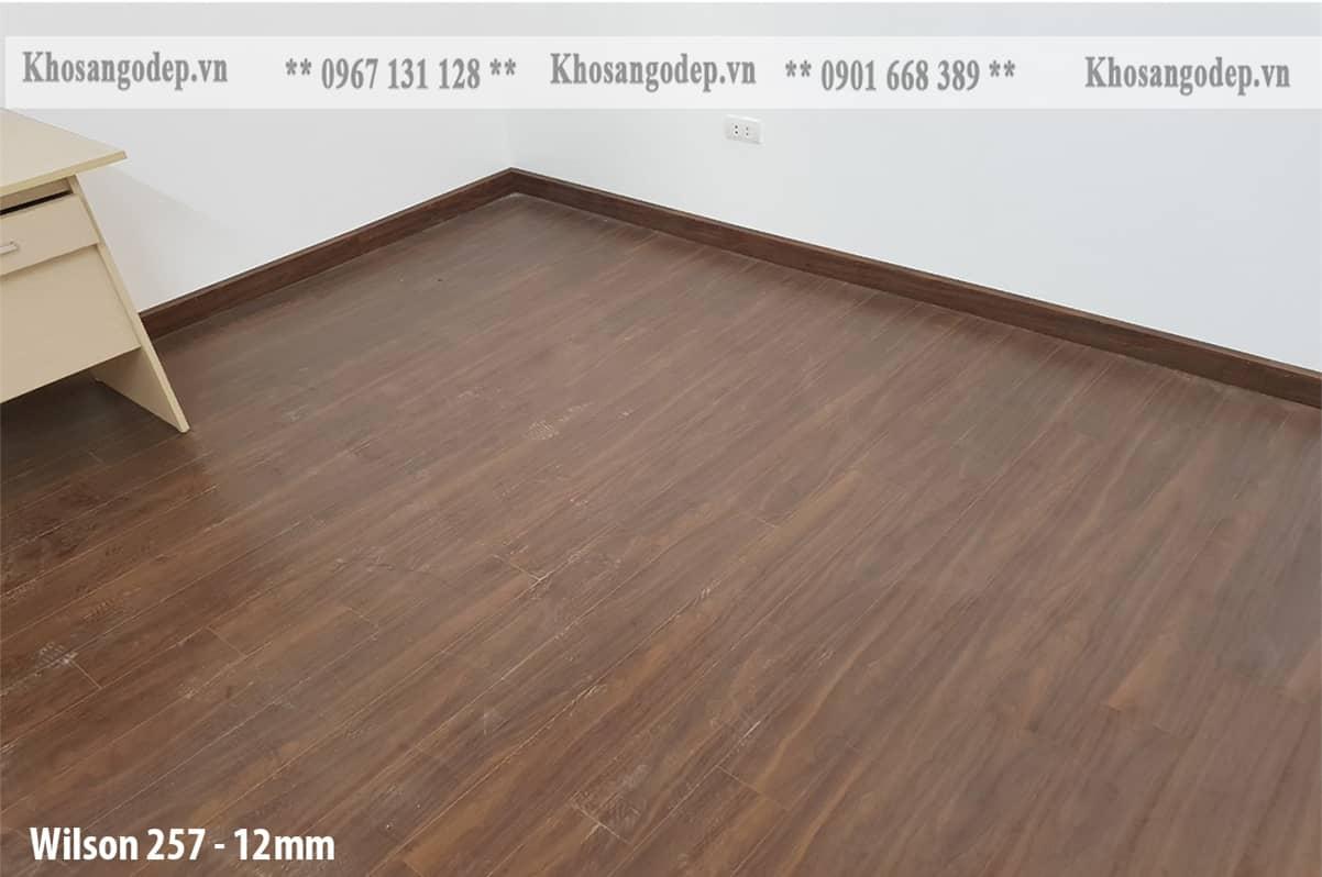 Sàn gỗ Wilson tại Hà Đông